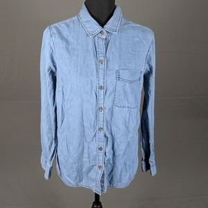 Old Navy Classic Jean Shirt (A97)